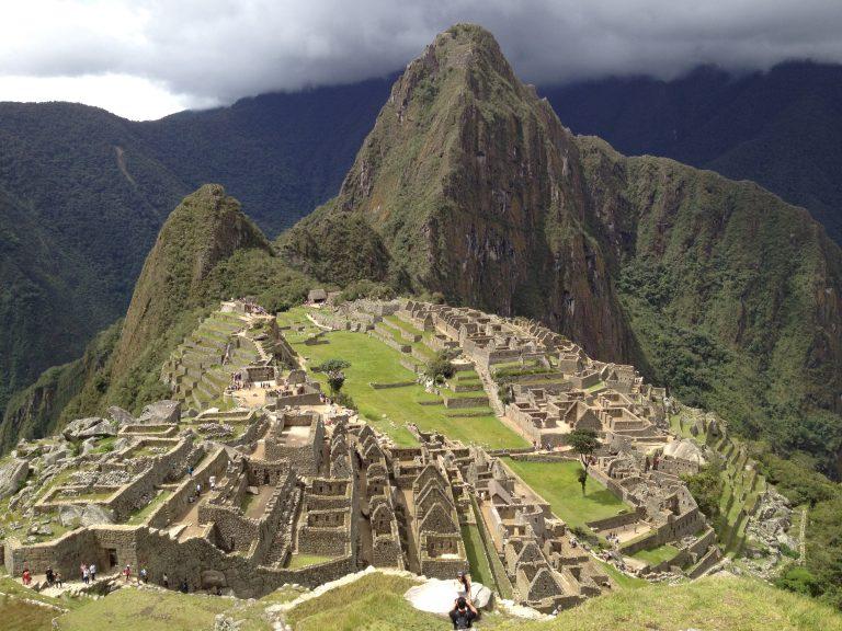 Práth Károly Dél-Amerika Peru Mach Picchu