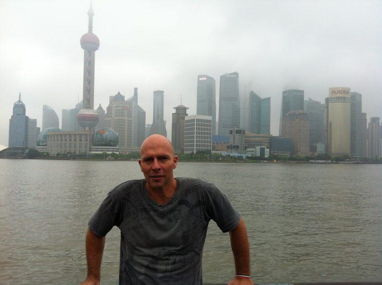 Práth Károly ázsiai utazás Kína Sanghaj