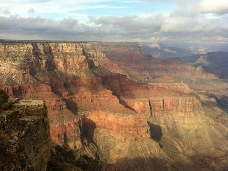 Práth Károly USA utazás Grand Canyon